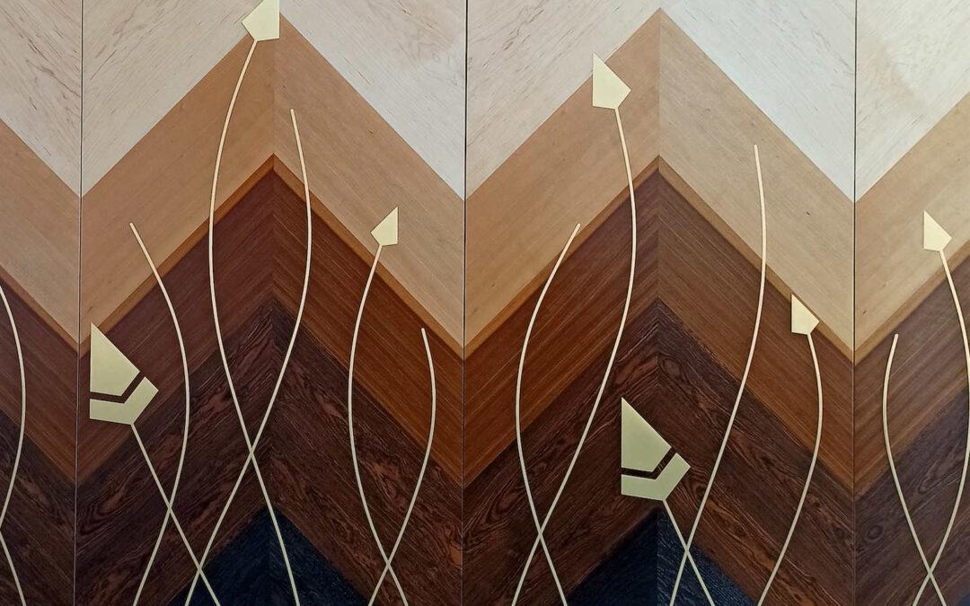 Екзотичний шпон – найкращий вибір для ексклюзивних меблів