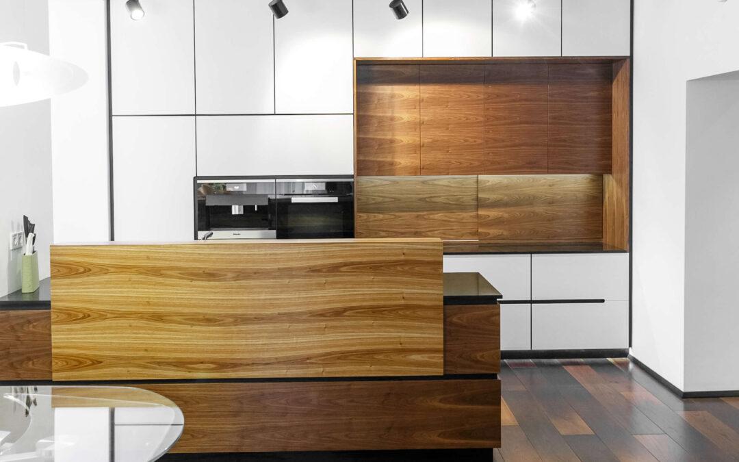Нові тенденції в дизайні кухонь